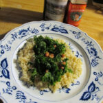 Kale And Rice: Recipe
