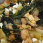Kale And White Bean Casserole
