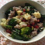 Kasha With Brassica Vegetables – Jamie Geller