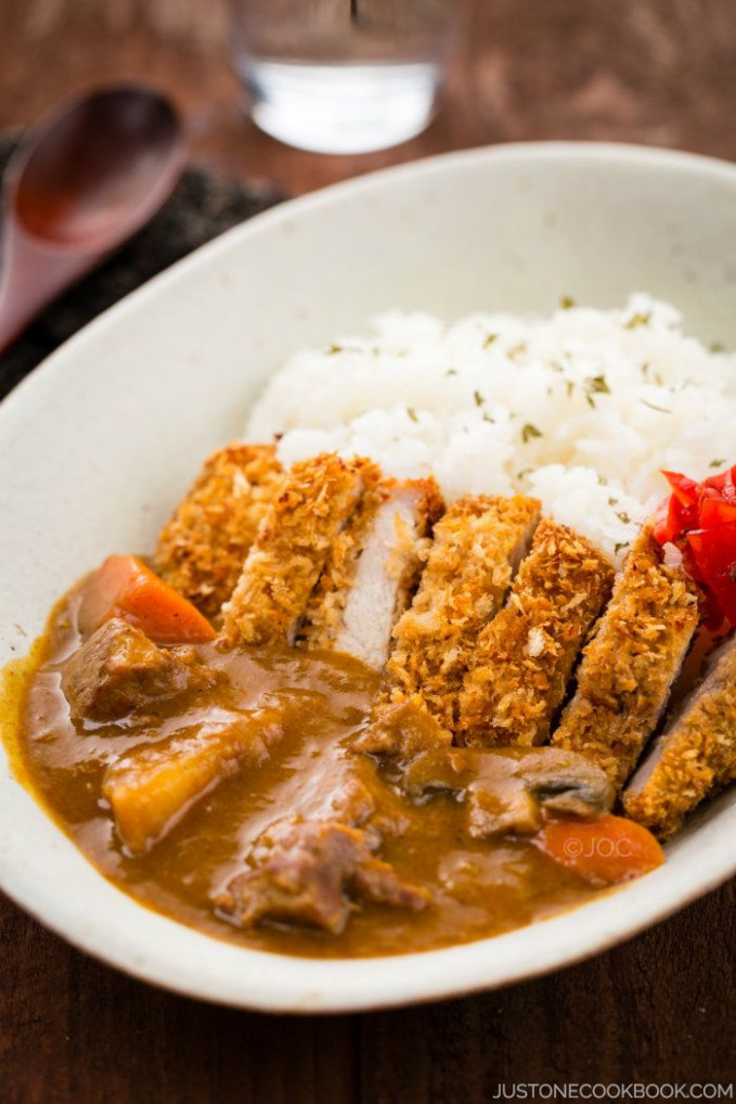 Katsu Curry | Recipe | Oven baked, Recipe and Bread crumbs