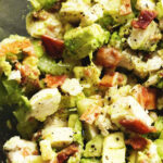 Keto Chicken Salad With Avocado And Bacon • Low Carb With …
