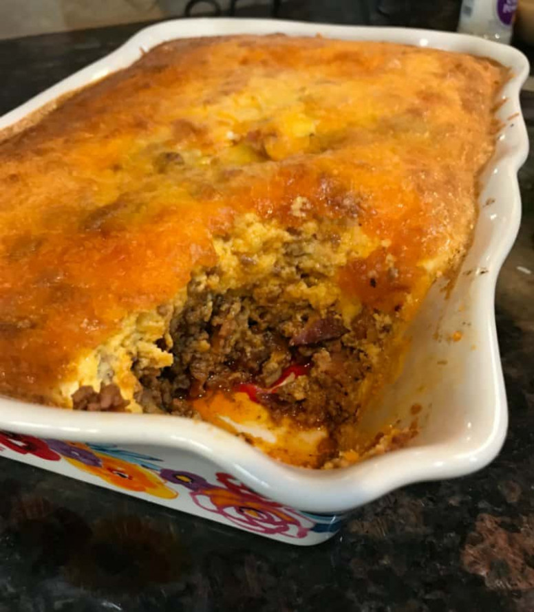 Keto Friendly Low Carb Beef Casserole Recipe - iSaveA2Z.com