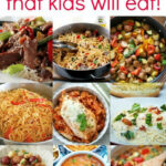 Kid Friendly One Pot Meals | Italian chicken, Kid and ...