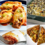 Kid Friendly Pizza And Pasta Recipes