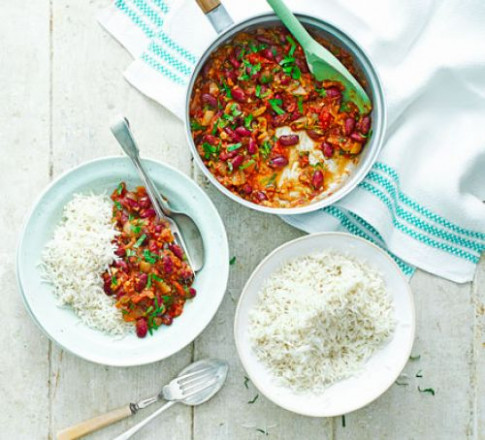 Kidney bean curry recipe | BBC Good Food