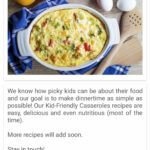 Kids Friendly Casserole Recipes – 11+ Recipes For Android …