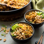 Kimchi Fried Rice – Bold Flavored Vegan Cooking