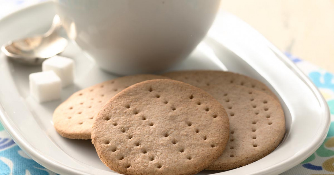 King Arthur's English Digestive Biscuits Recipe   King ...
