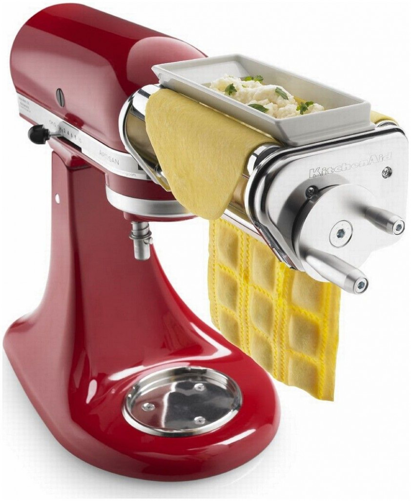 KitchenAid Ravioli Maker Attachment | Stand Mixer tips ...