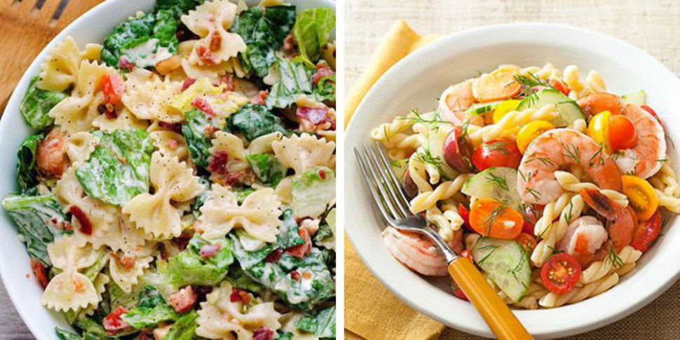 xmas-pasta-salad-recipes