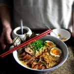 Lady and Pups | THE VAMPIRE SLAYER RAMEN-EXPRESS