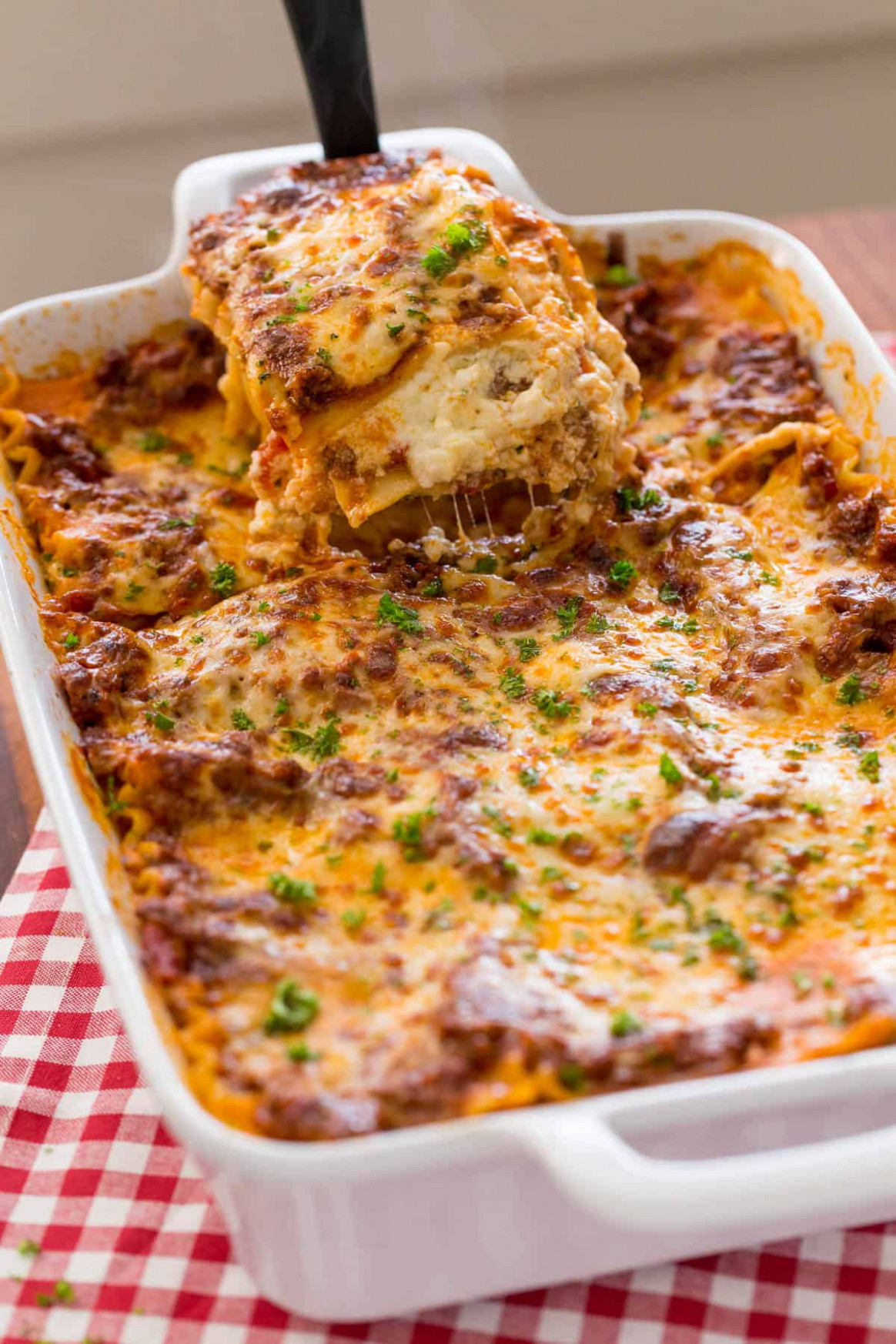 Lasagna Recipe (VIDEO) – NatashasKitchen