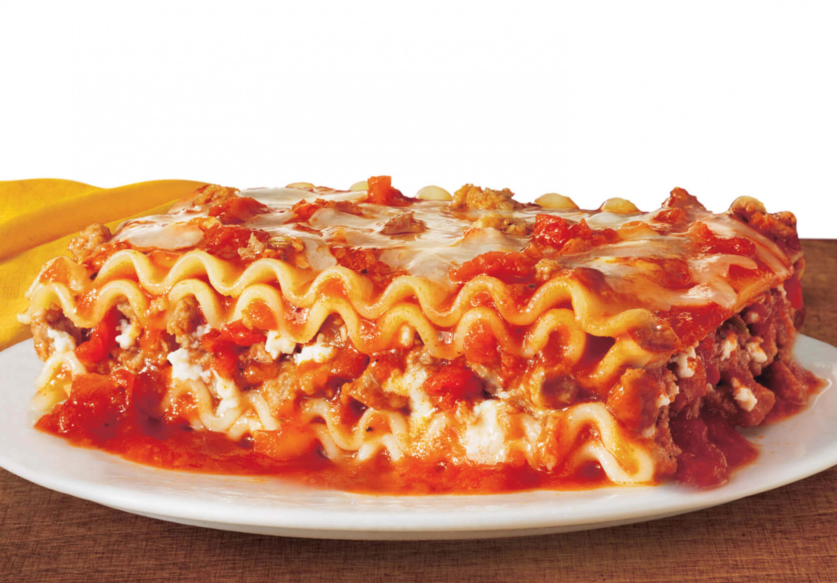 Lasagna With Meat & Sauce | Classics Frozen Meals | Stouffer's