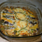 Laurel's Kitchen : zucchini and green rice casserole