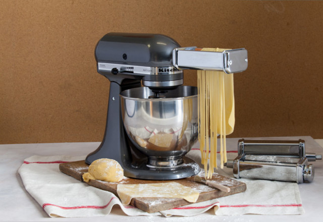 Learn how to make pasta dough - Recipe