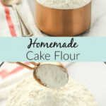 Learn How To Make Your Own Cake Flour With Just Two Simple …
