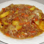 Leek And Mince Casserole A Beef Recipe
