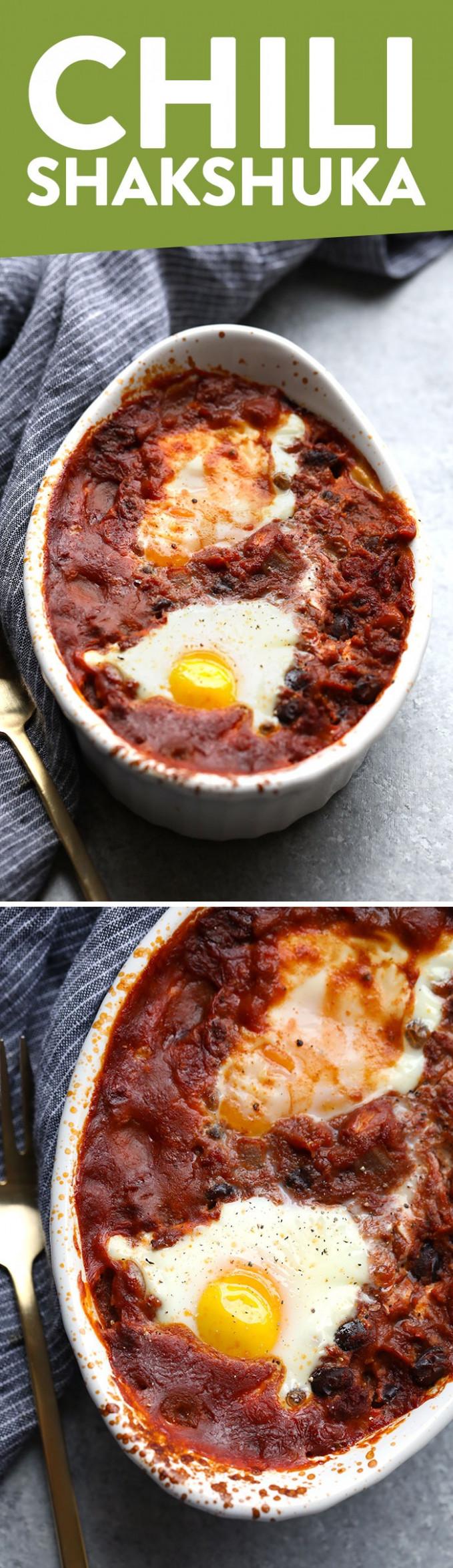 Leftover Chili Recipes (4 ways!) - Fit Foodie Finds