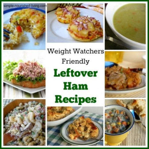 Leftover Ham Recipes | Leftover ham recipes, Healthy ...