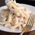 Leftover Roast Chicken And Bacon Pasta | Recipe | Meat …