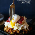 Leftover Thanksgiving Stuffing Waffles – Shared Appetite