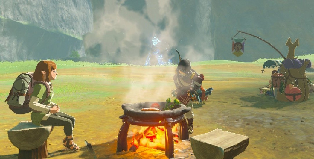 Legend of Zelda: Breath Of The Wild Best Recipes And ...