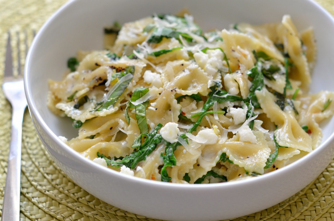 arugula-recipes-pasta