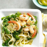 Lemon Dill Shrimp & Pasta