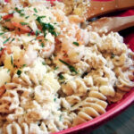Lemony Ricotta Shrimp Fusilli Pasta | Tasty Kitchen: A …