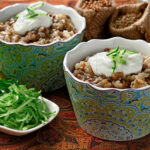 Lentils Of Arabia With Rice, Cumin And Caramelized Onions3