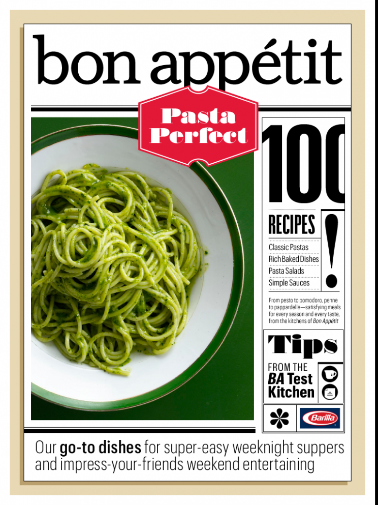 Let Them Eat Pasta! Bon Appetit Editor Adam Rapoport ...