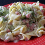 Lighter Ham And Noodle Casserole Recipe – Food