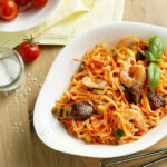 LINGUINE REEF N BEEF BY VAPIANO Fresh Linguine With Tender …