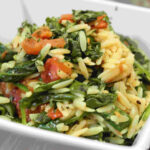Living Thrifty Orzo Pasta And Veggies Http://www …