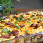 Loaded Baked Potato Casserole With Chicken For A Crowd …