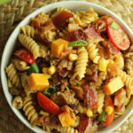 Loaded Cowboy Pasta Salad