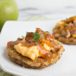 Loaded Fried Green Tomatoes