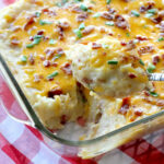 Loaded Potato Casserole | Normal Cooking