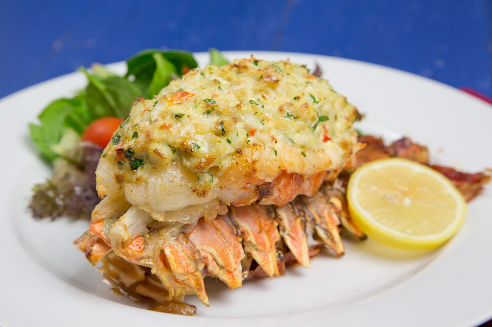 Lobster Stuffed With Crab Imperial : Date Night Dinner …