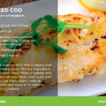 Looking For A Healthy Dinner Idea? Enjoy This Baked Cod …