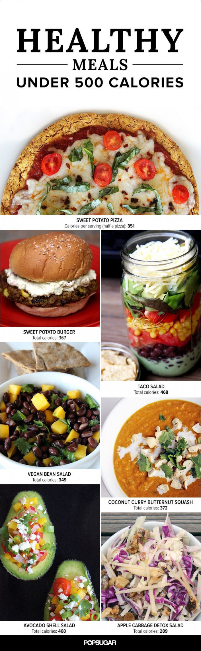 Lose Weight With These 50+ Meals Under 500 Calories ...