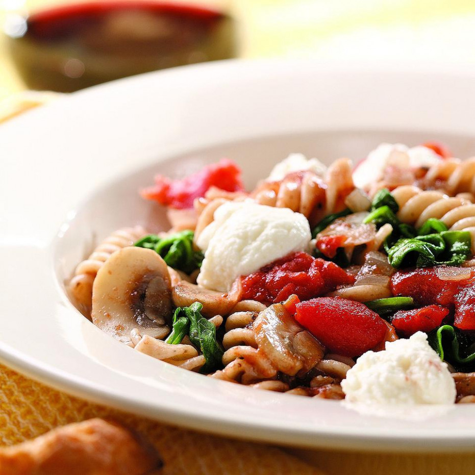 Low-Calorie Pasta Recipes - EatingWell
