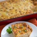 Low Carb Breakfast Casserole With Bacon To Make Ahead …