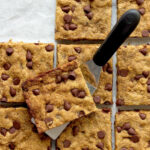 Low Carb Brown Butter Blondies