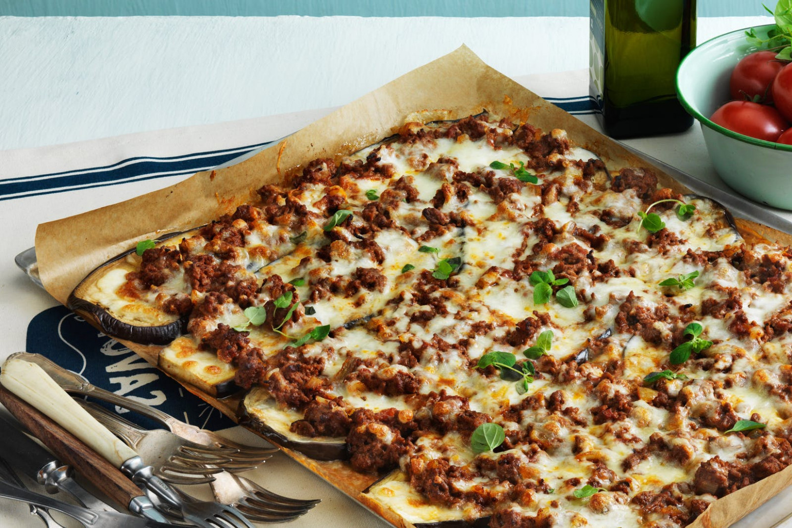 Low-Carb Eggplant Cheese Pizza — Recipe — Diet Doctor