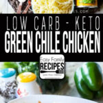 Low Carb – Keto Green Chile Chicken · Easy Family Recipes