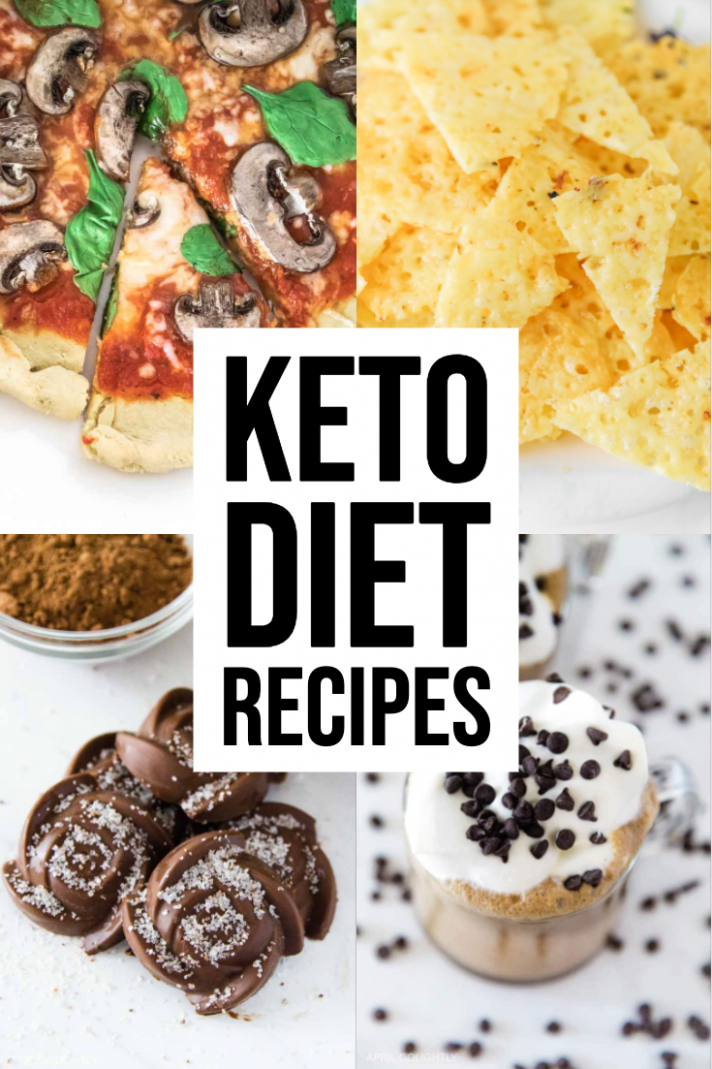 Low Carb Keto Recipes Archives - April Golightly