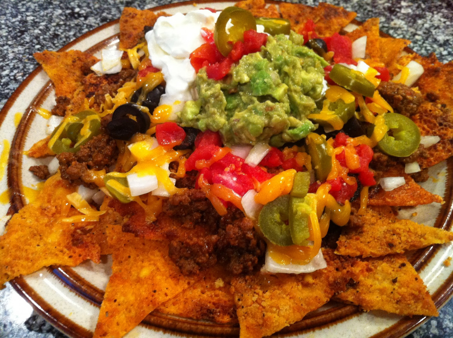 Low Carb Nachos - Keto, Gluten Free | Peace Love and Low Carb