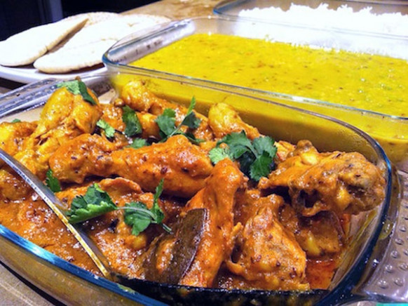 Low-Fat Chicken Recipes Indian Style | Recipes ...