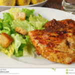 Low Fat Dinner Royalty Free Stock Images – Image: 16742039